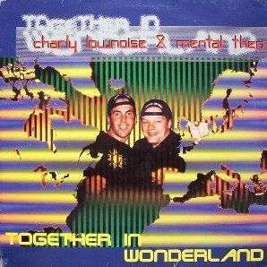 Coverafbeelding Together In Wonderland - Charly Lownoise & Mental Theo