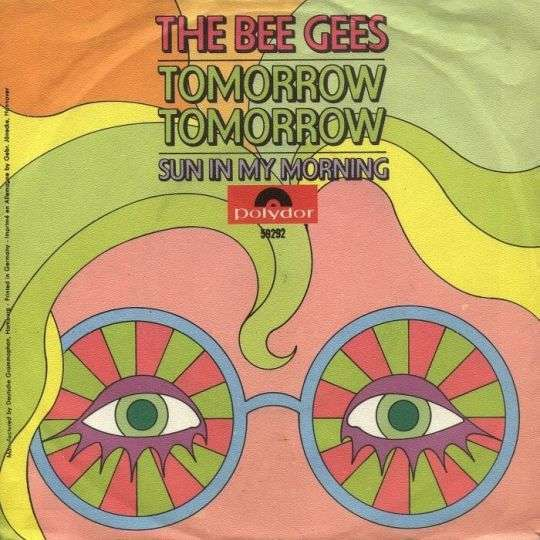 Coverafbeelding Tomorrow Tomorrow - The Bee Gees
