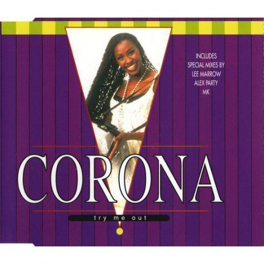 Coverafbeelding Try Me Out - Corona