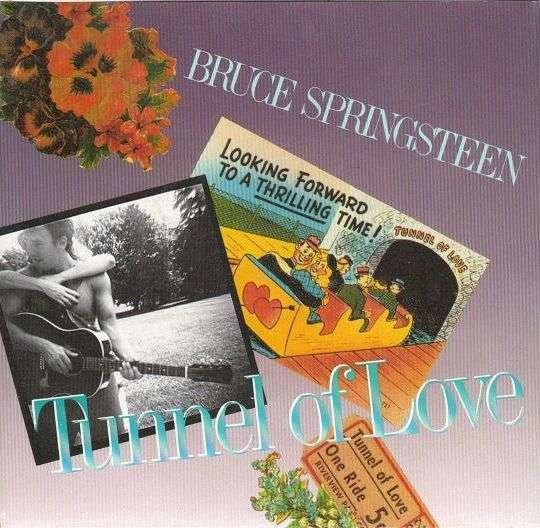 Coverafbeelding Tunnel Of Love - Bruce Springsteen