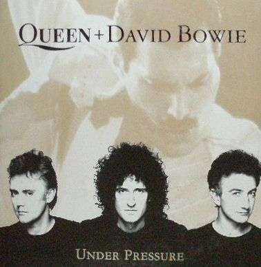 Coverafbeelding Under Pressure [Rah Mix] - Queen + David Bowie