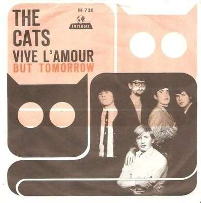 Coverafbeelding Vive L'amour - The Cats