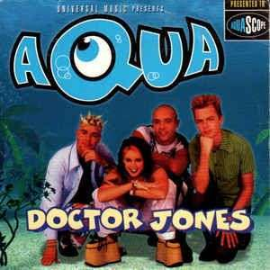 Coverafbeelding Doctor Jones - Aqua