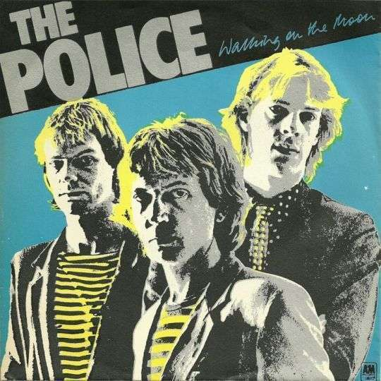 Coverafbeelding Walking On The Moon - The Police