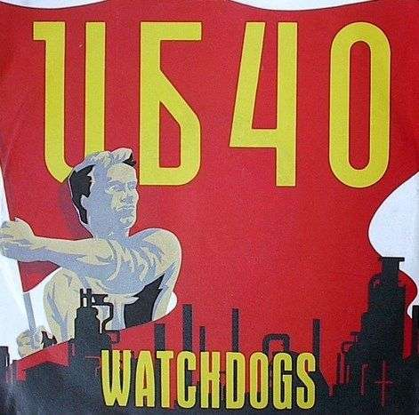 Coverafbeelding Watchdogs - Ub40