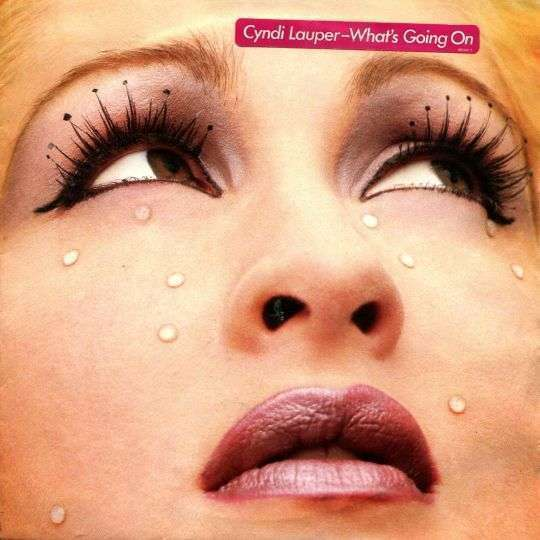 Coverafbeelding What's Going On - Cyndi Lauper