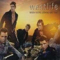 Coverafbeelding When You're Looking Like That - Westlife