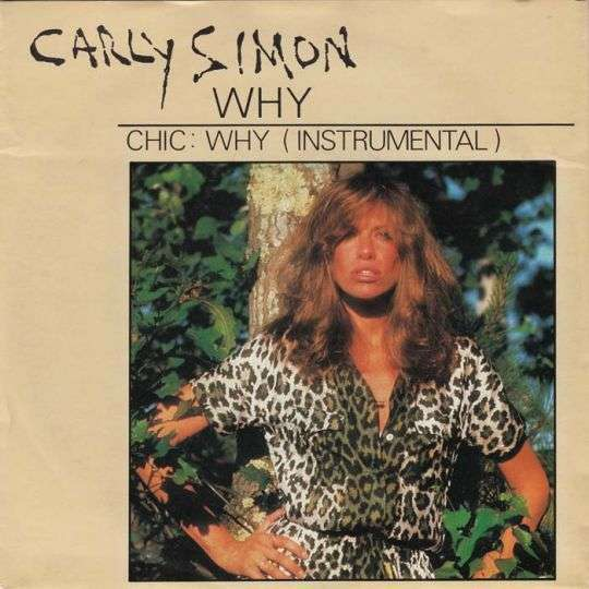 Coverafbeelding Carly Simon - Why