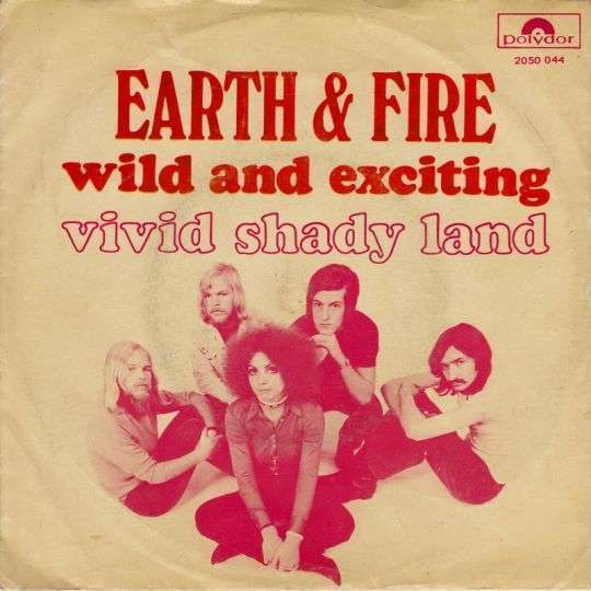 Coverafbeelding Wild And Exciting - Earth & Fire