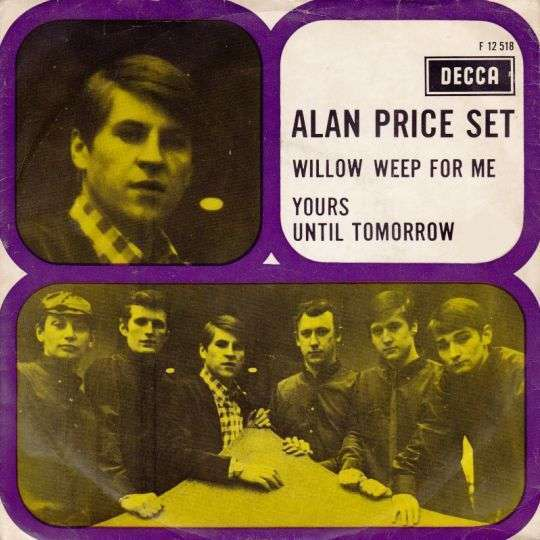Coverafbeelding Willow Weep For Me - Alan Price Set