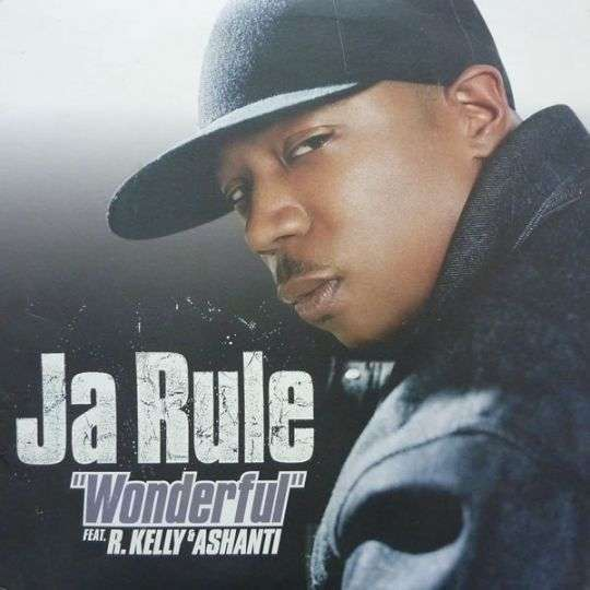 Coverafbeelding Wonderful - Ja Rule Feat. R. Kelly & Ashanti