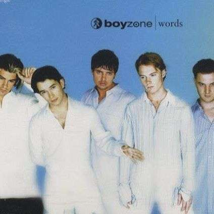 Coverafbeelding Words - Boyzone