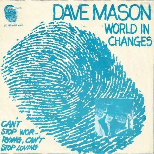 Coverafbeelding World In Changes - Dave Mason
