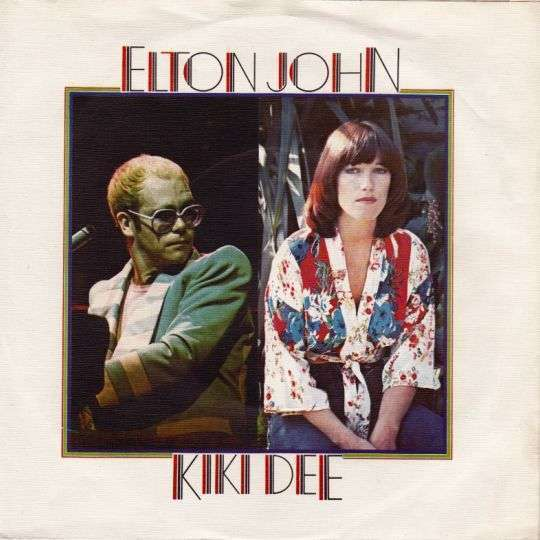 Coverafbeelding Don't Go Breaking My Heart - Elton John & Kiki Dee