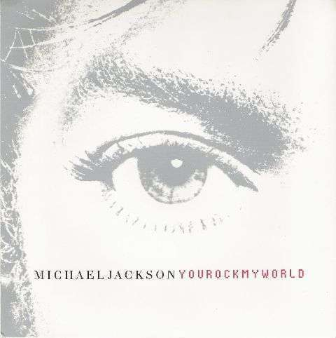 Coverafbeelding You Rock My World - Michael Jackson