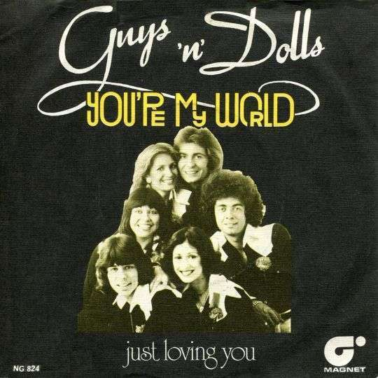 Coverafbeelding You're My World - Guys 'n' Dolls