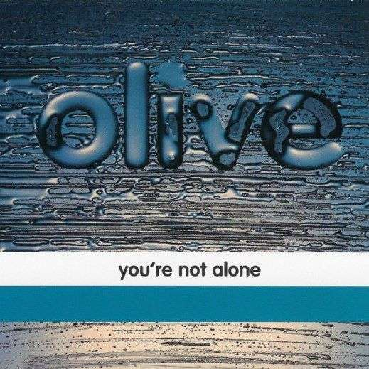 Coverafbeelding Olive - You're Not Alone
