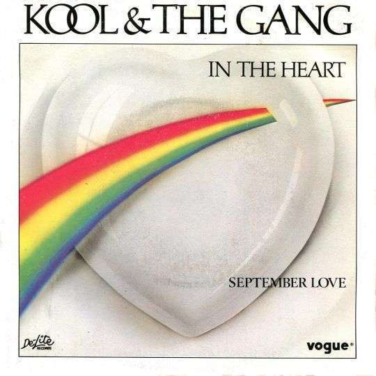 Coverafbeelding In The Heart - Kool & The Gang