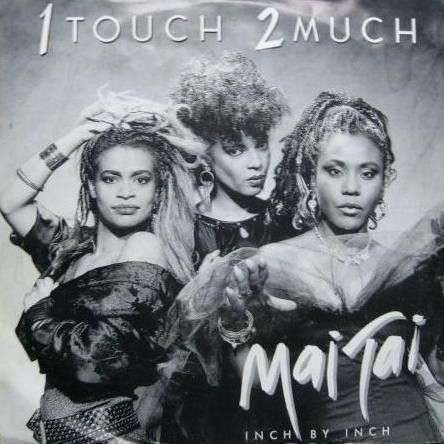 Coverafbeelding 1 Touch 2 Much - Mai Tai
