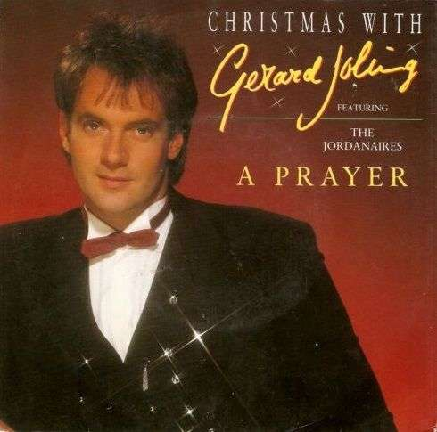 Coverafbeelding A Prayer - Gerard Joling Featuring The Jordanaires