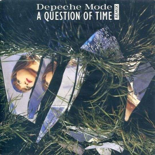 Coverafbeelding A Question Of Time - Remix - Depeche Mode