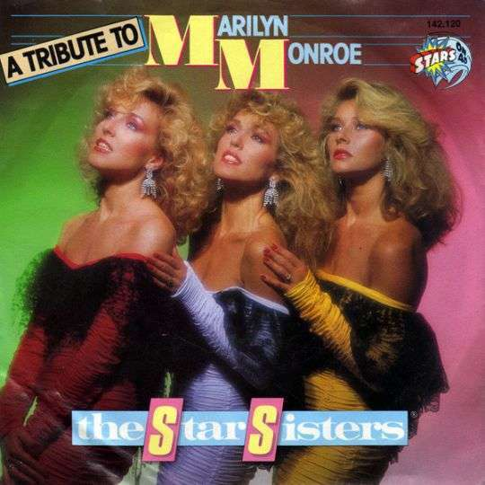 Coverafbeelding A Tribute To Marilyn Monroe - The Star Sisters