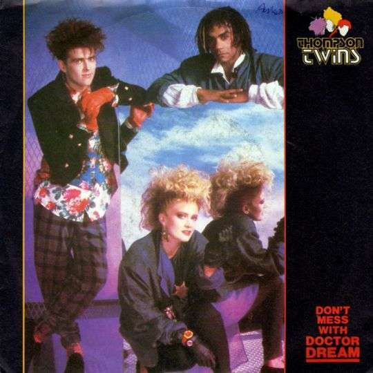 Coverafbeelding Don't Mess With Doctor Dream - Thompson Twins