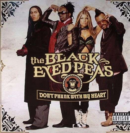 Coverafbeelding Don't Phunk With My Heart - The Black Eyed Peas