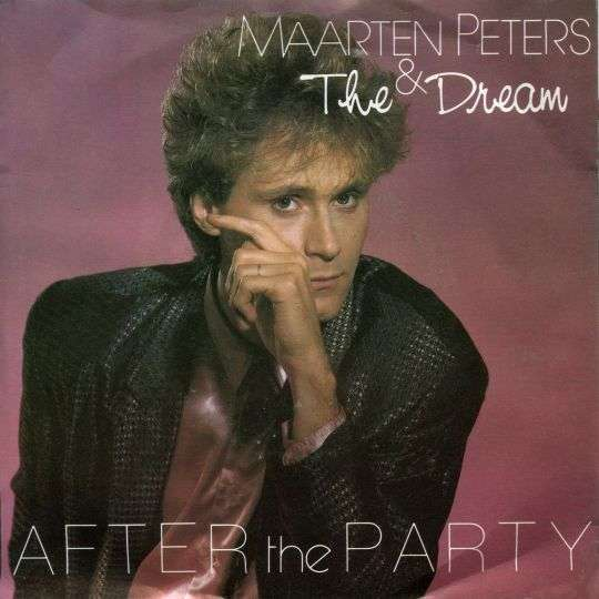 Coverafbeelding After The Party - Maarten Peters & The Dream