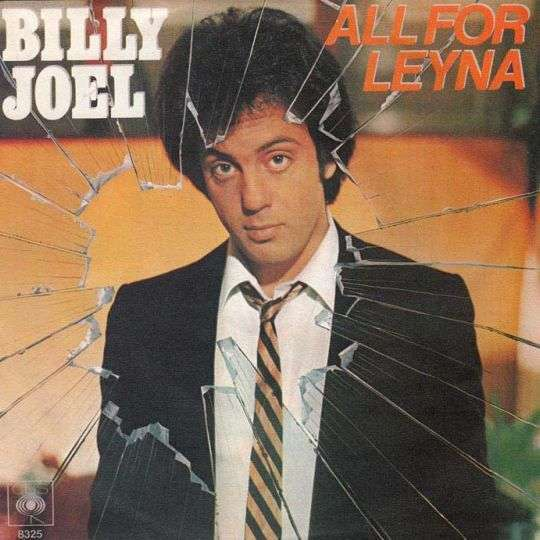 Coverafbeelding All For Leyna - Billy Joel
