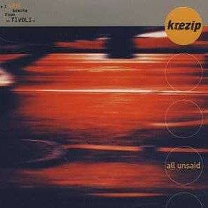 Coverafbeelding All Unsaid - Krezip