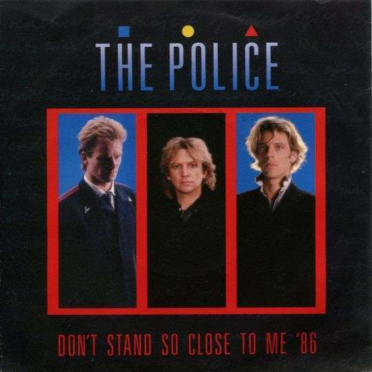 Coverafbeelding Don't Stand So Close To Me '86 - The Police