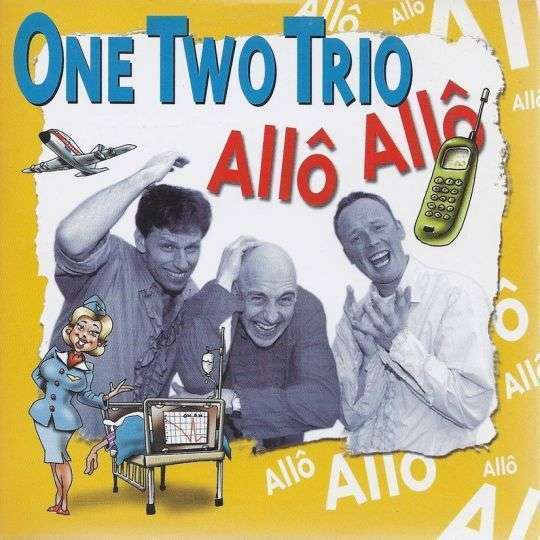 Coverafbeelding Allô Allô - One Two Trio