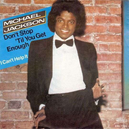 Coverafbeelding Don't Stop 'til You Get Enough - Michael Jackson