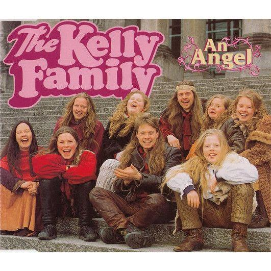 Coverafbeelding An Angel - The Kelly Family