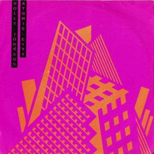 Coverafbeelding Atomic City - Holly Johnson
