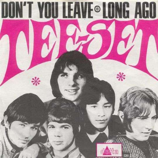 Coverafbeelding Don't You Leave - Tee-Set