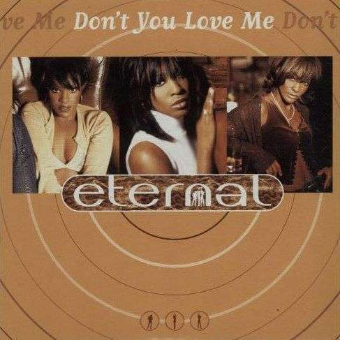 Coverafbeelding Don't You Love Me - Eternal