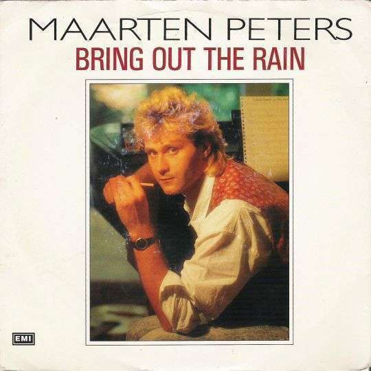 Coverafbeelding Bring Out The Rain - Maarten Peters
