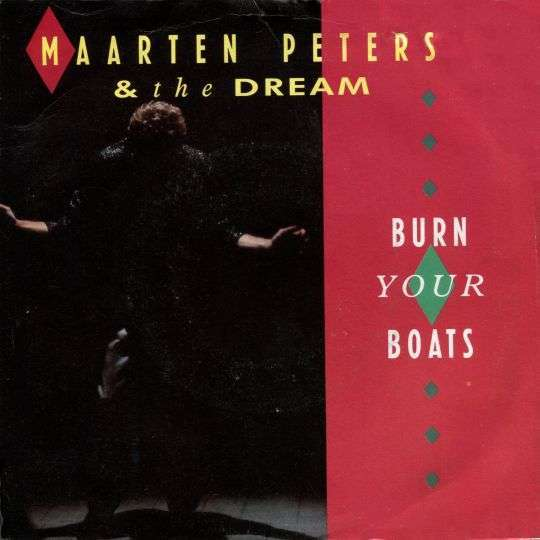 Coverafbeelding Burn Your Boats - Maarten Peters & The Dream