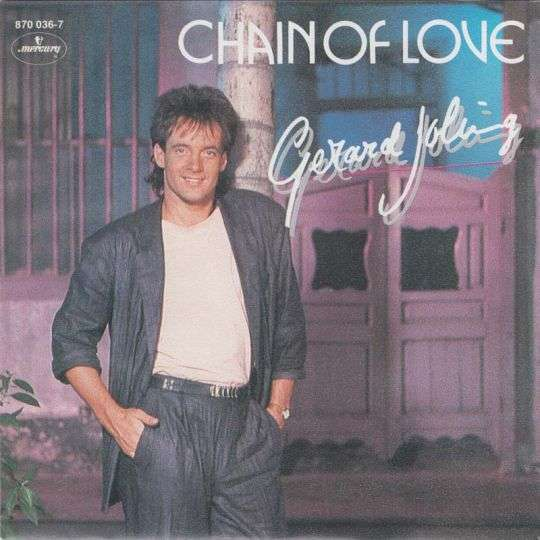Coverafbeelding Chain Of Love - Gerard Joling
