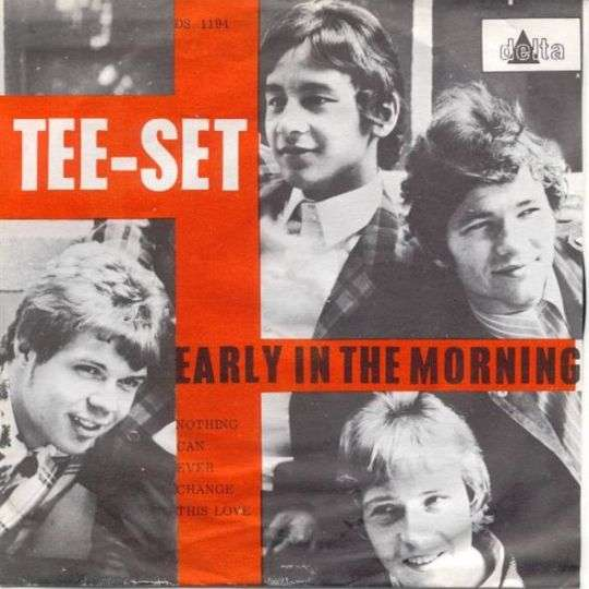 Coverafbeelding Tee-Set - Early In The Morning