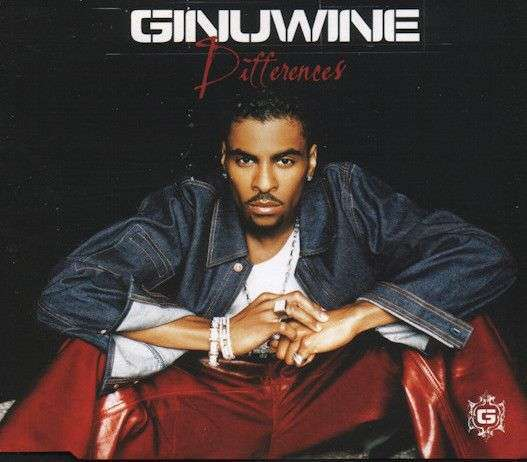 Coverafbeelding Differences - Ginuwine