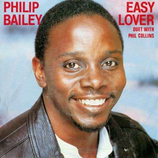 Coverafbeelding Easy Lover - Philip Bailey - Duet With Phil Collins