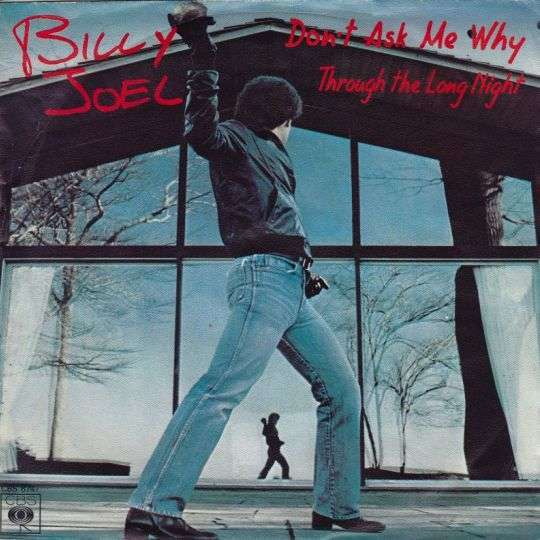 Coverafbeelding Don't Ask Me Why - Billy Joel