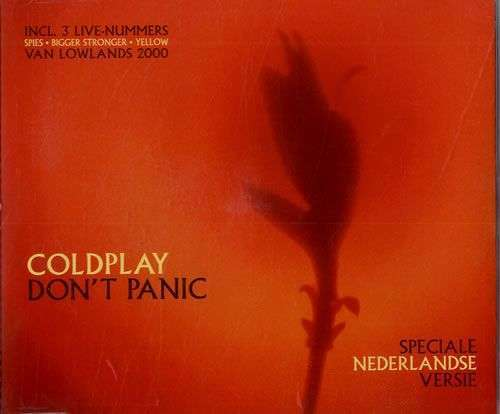 Coverafbeelding Don't Panic - Coldplay