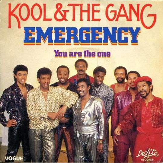 Coverafbeelding Emergency - Kool & The Gang