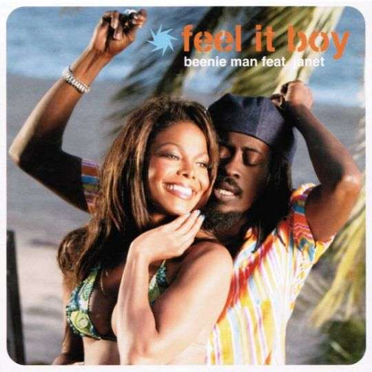 Coverafbeelding Feel It Boy - Beenie Man Feat. Janet