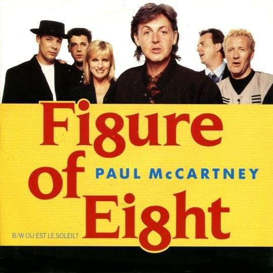 Coverafbeelding Fi8ure Of Ei8ht - Paul Mccartney