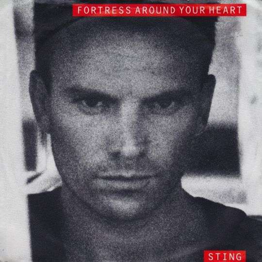 Coverafbeelding Fortress Around Your Heart - Sting
